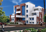 Guest House of Manyawar Kanshiram Ji Allopathic Medical College,Saharanpur,U.P.