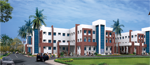 O.P.D. Block of Manyawar Kanshiram Ji Allopathic Medical College,Saharanpur,U.P.